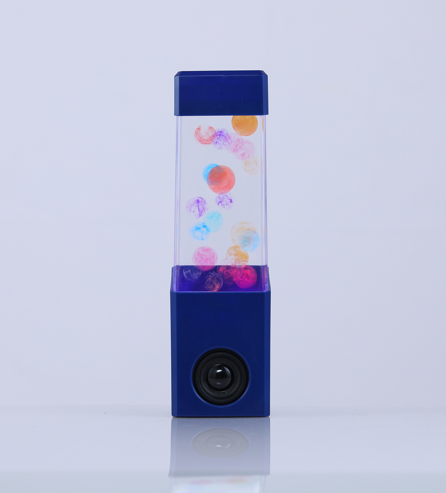 Jelly Ball Aquarium LED Color Changing Light  Speaker